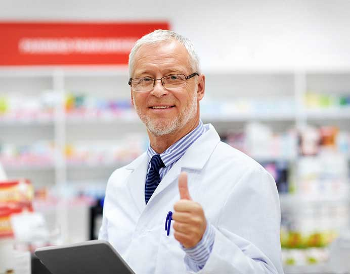 work with your local trusted pharmacist
