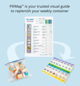 PillMap is your trusted visual guide