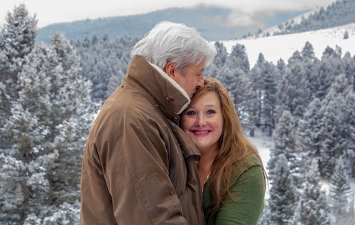 Hope for the Caregiver Peter Rosenberger and Wife Gracie