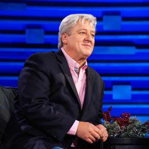 Peter Rosenberger National Radio Show Host