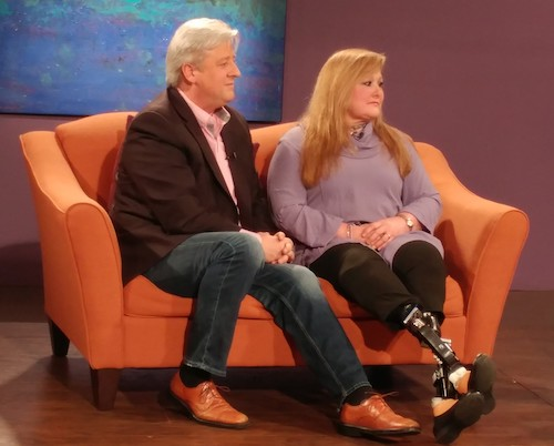 Peter and Gracie Rosenberger TV Interview