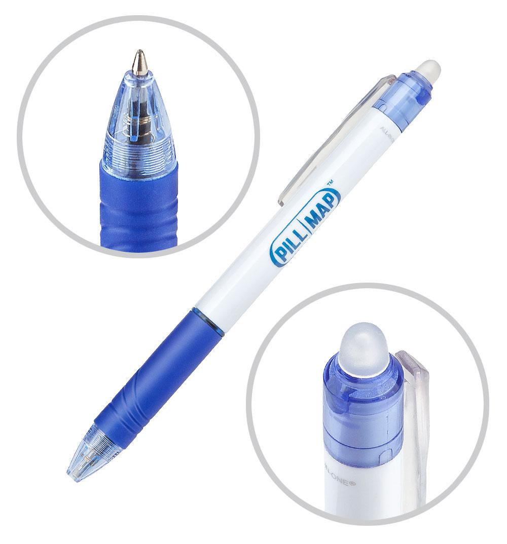 PillMap Erasable Pen