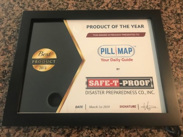 PillMap Product of the Year 2019